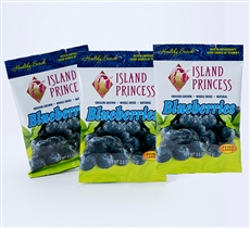 Dried Blueberries 2.5oz Snack Bags (3 bags)