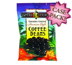 Chocolate Covered Coffee Beans Bag